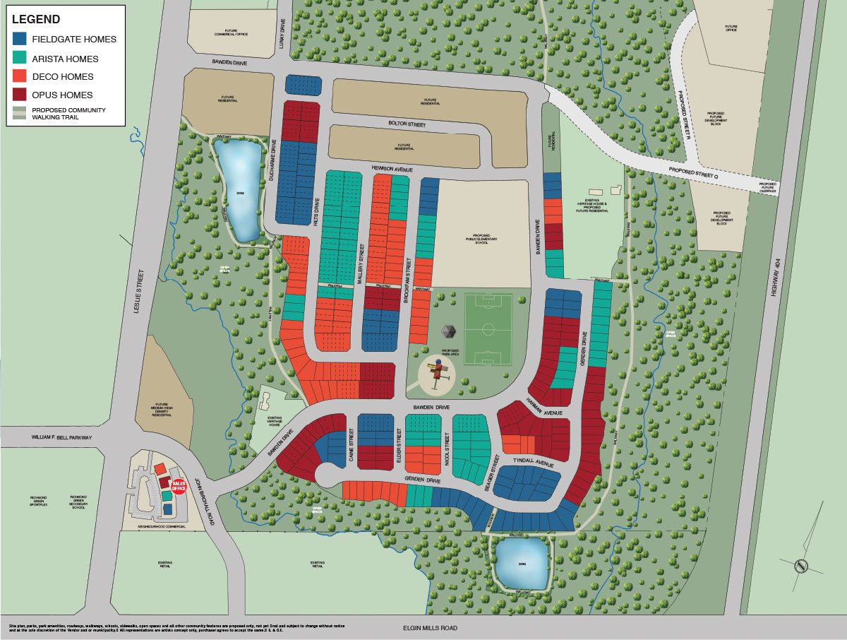 HAVE YOU SEEN THE RICHLANDS SITE PLAN?